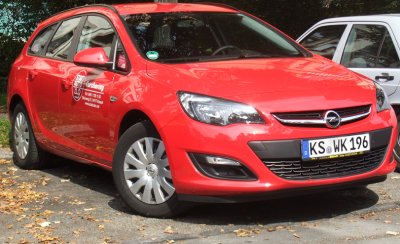 Opel Astra Kombi H
